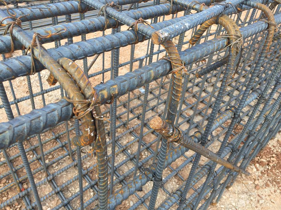reinforcement bars
