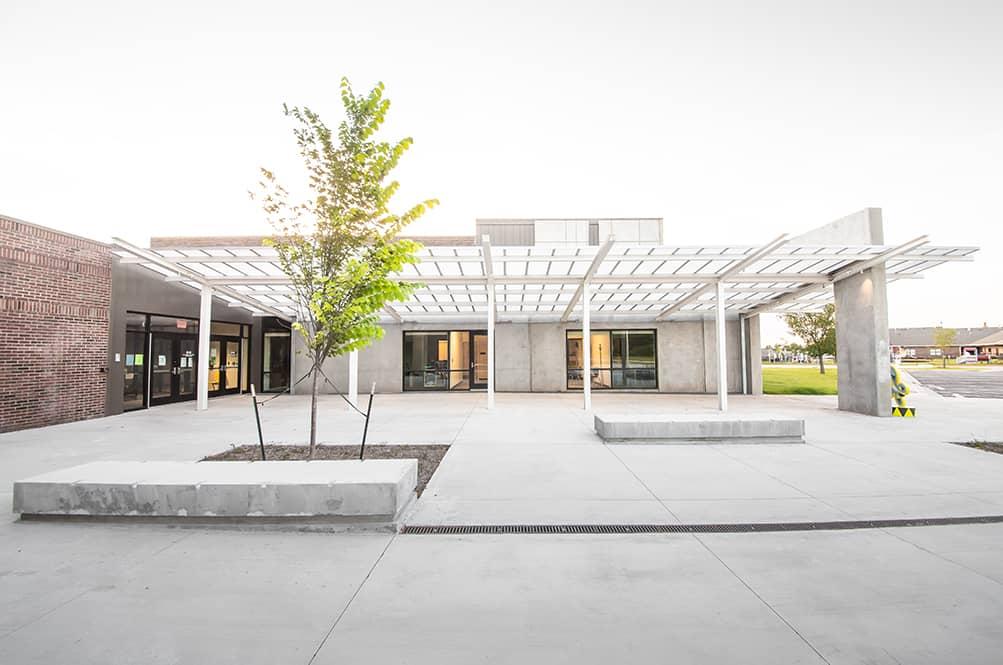 Stillwater Middle School new building